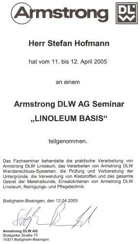 armstrong dlw ag